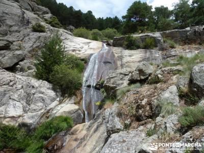 Descendiendo el Río Aceña; la moraleja excursiones en cuenca como hacer senderismo plano la pedriz